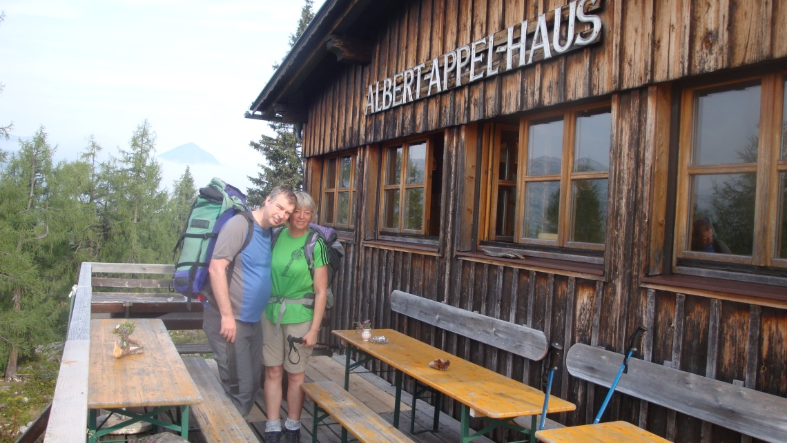 at Albert Appel Haus