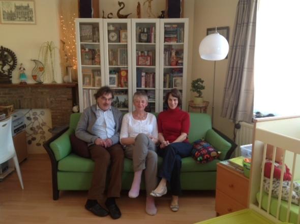 Familie Volodin