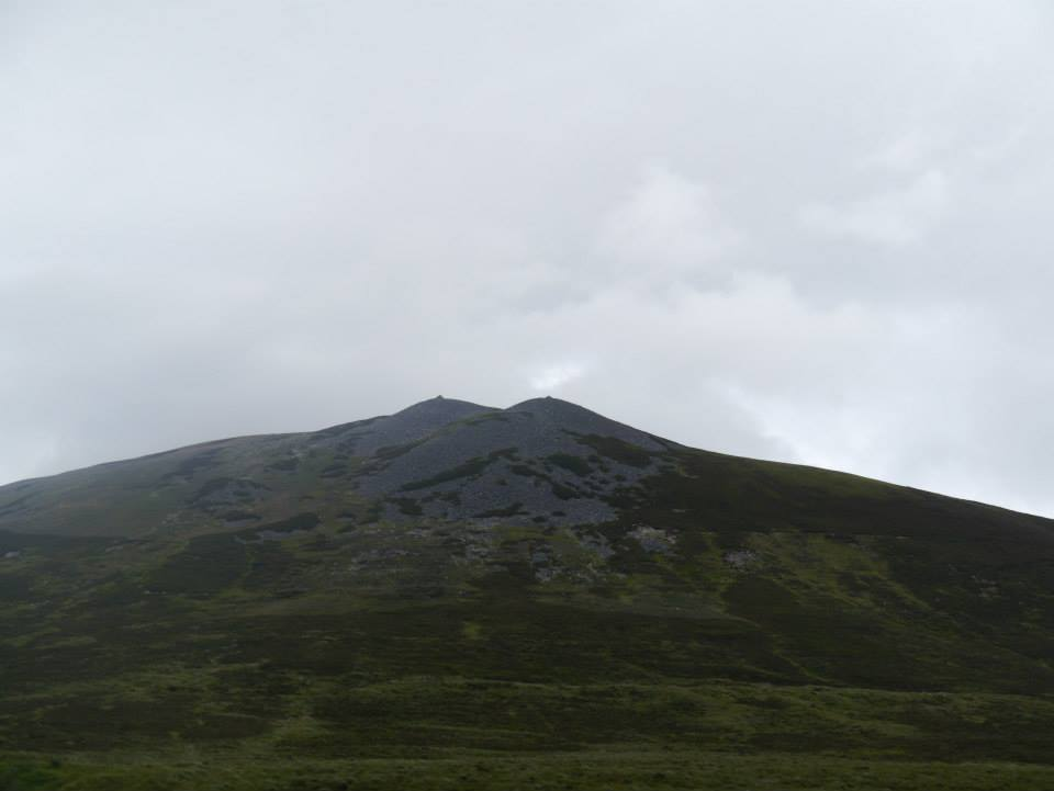 Carn an-t Suidhe and Suie Top