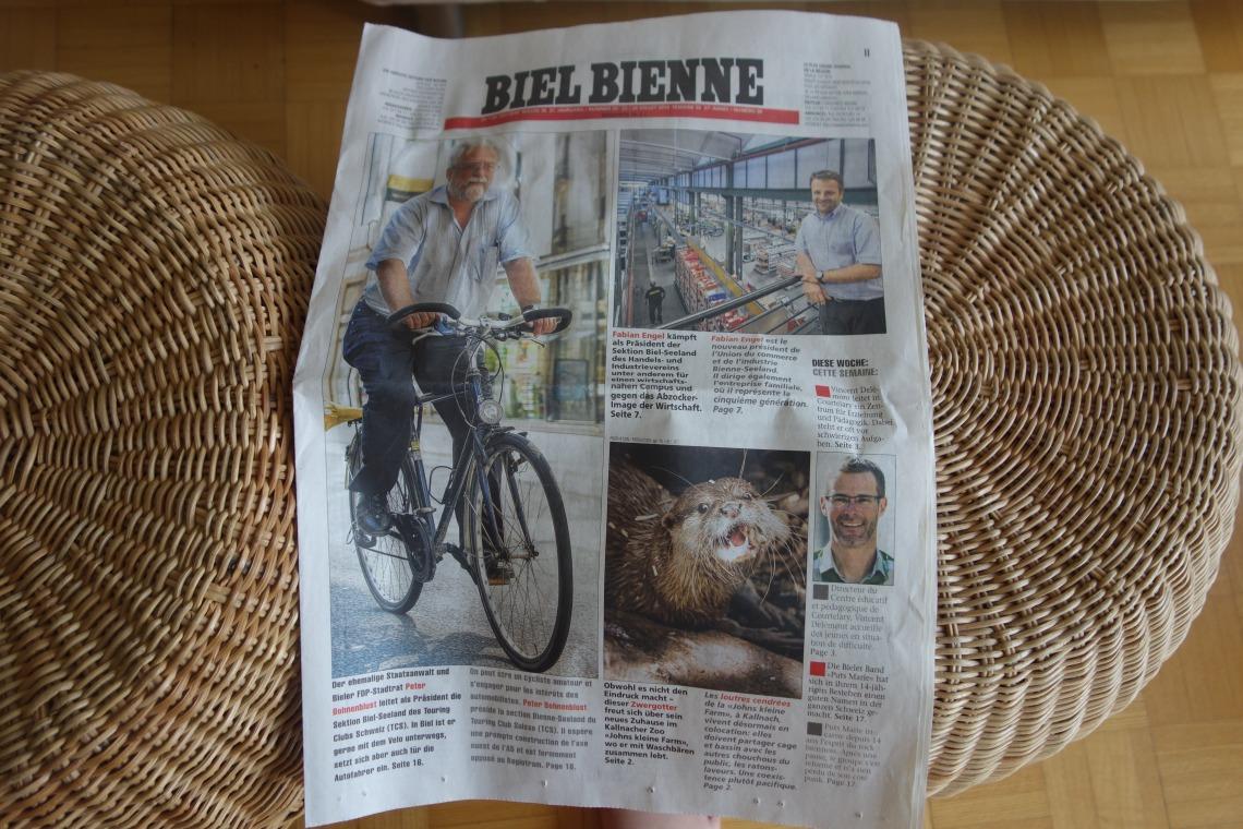 Biel/Bienne Newspaper