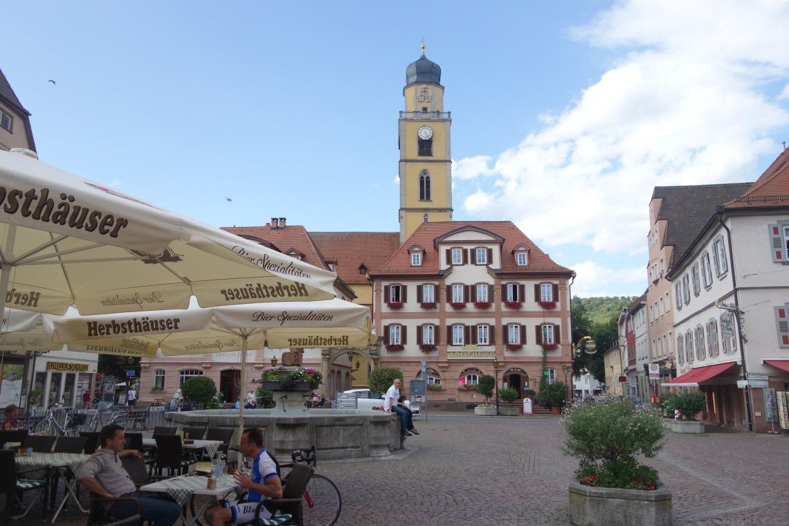Bad Mergentsheim