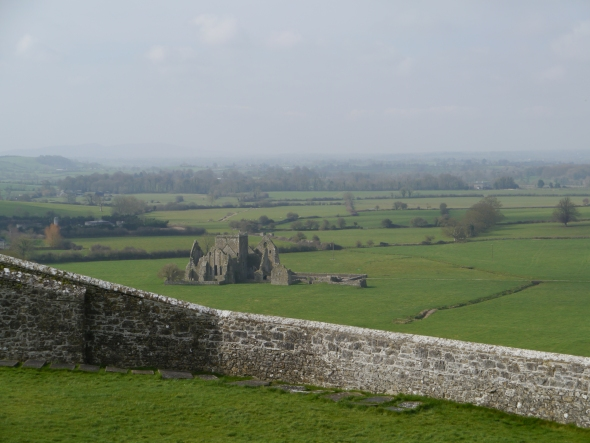 from Cashel Rock