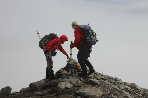 Ben Vane peak final munro