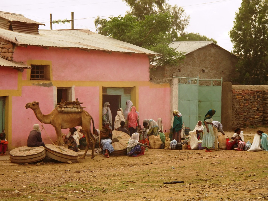 In Axum
