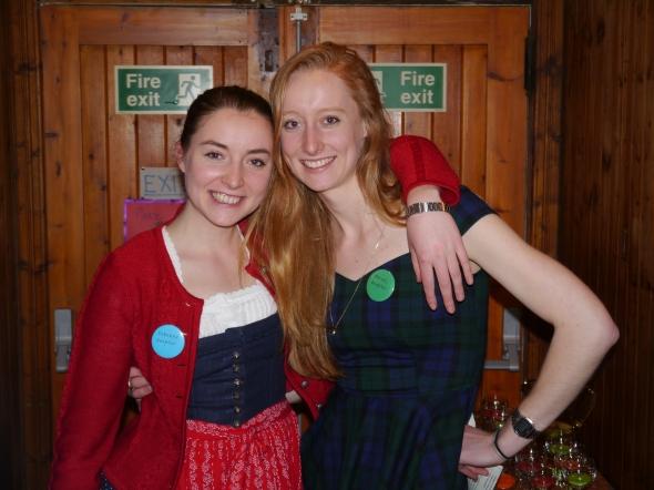 Rachel and Deborah